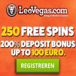 leovegas online casino bonus