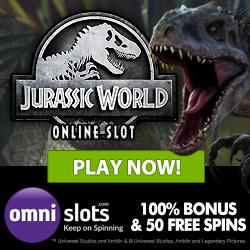 OmniSlots 50 gratis spins