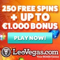 LeoVegas Casino en Sport