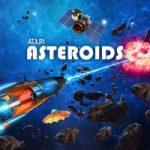 Asteroids gokkast