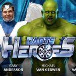 Darts Heroes gokkast van Stakelogic