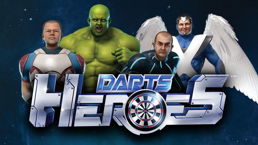 dartsheroes sport gokkasten