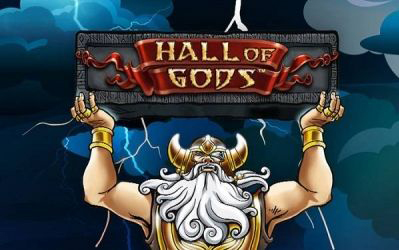 Hall of Gods videoslot