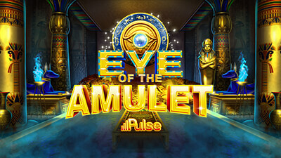 eye of the amulet gokkast