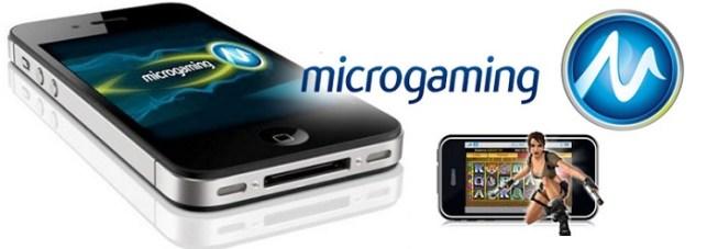Microgaming gokkasten mobiel spelen