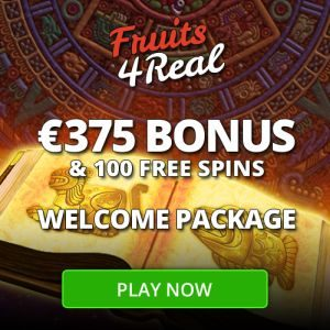 Fruits4 Real Casino bonus