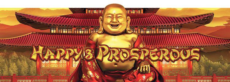 Happy and Prosperous videoslot