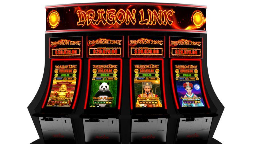 Dragon Link Aristorcrat