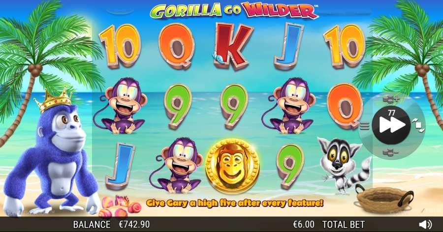 Gorilla Go Wilder NextGen Gaming