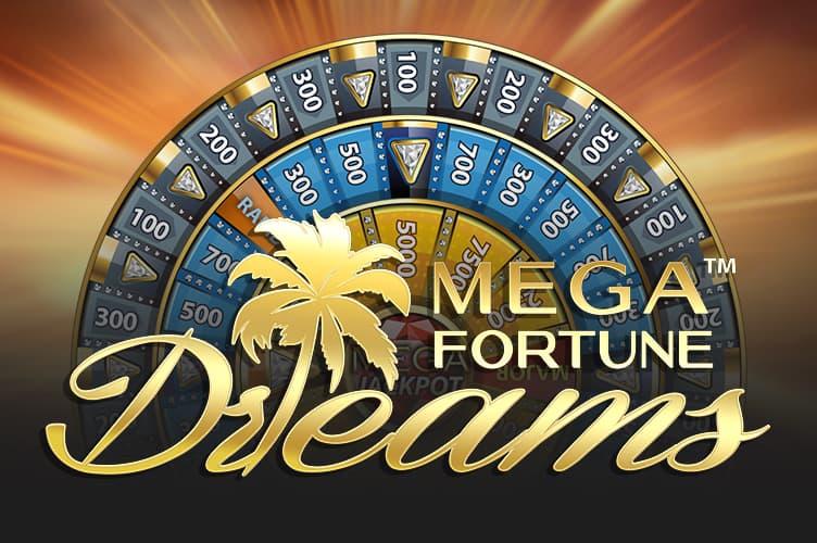 Mega Fortune Dreams volatiliteit bij gokkasten