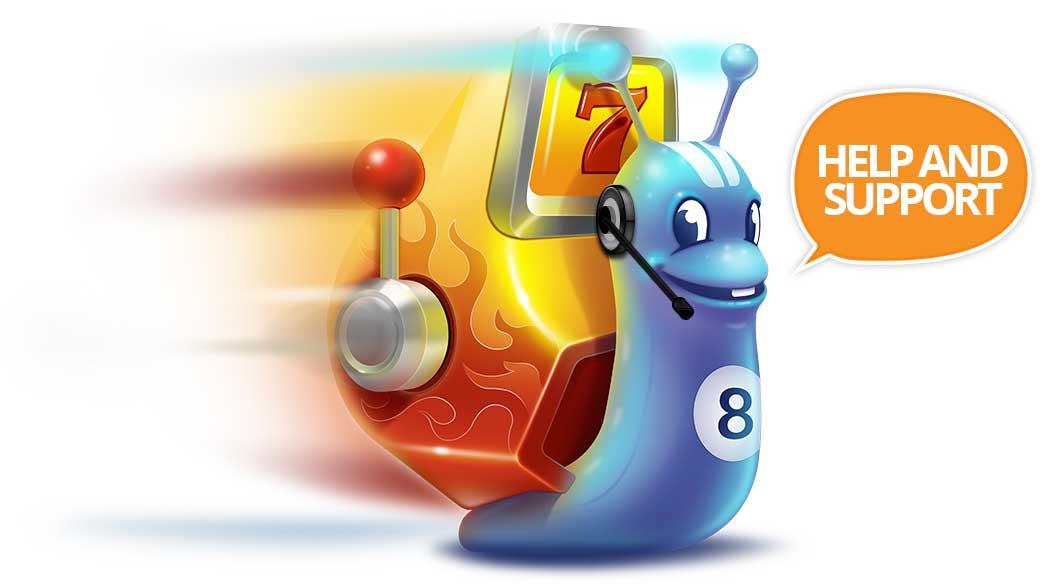 Turbo Casino support