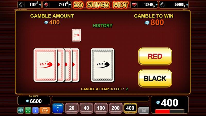 Rood Zwart gokken