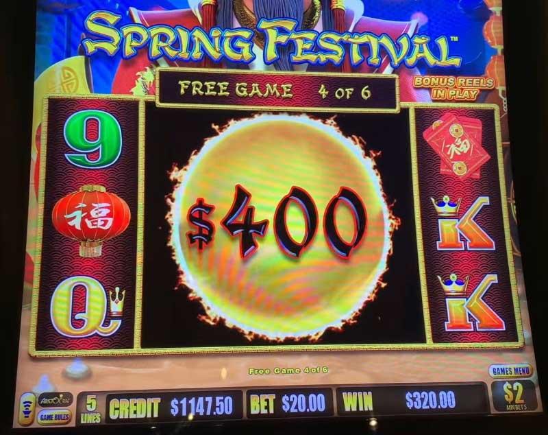 Spring Festival Dragon Link Mega symbool