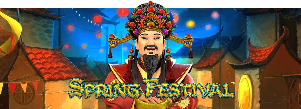 Spring Festival gokkast