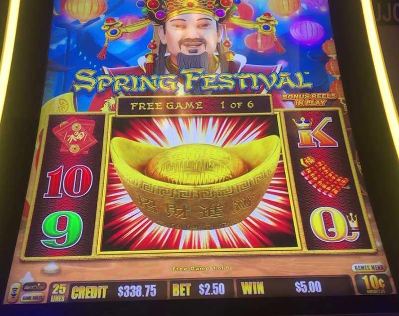 Spring Festival Free Games