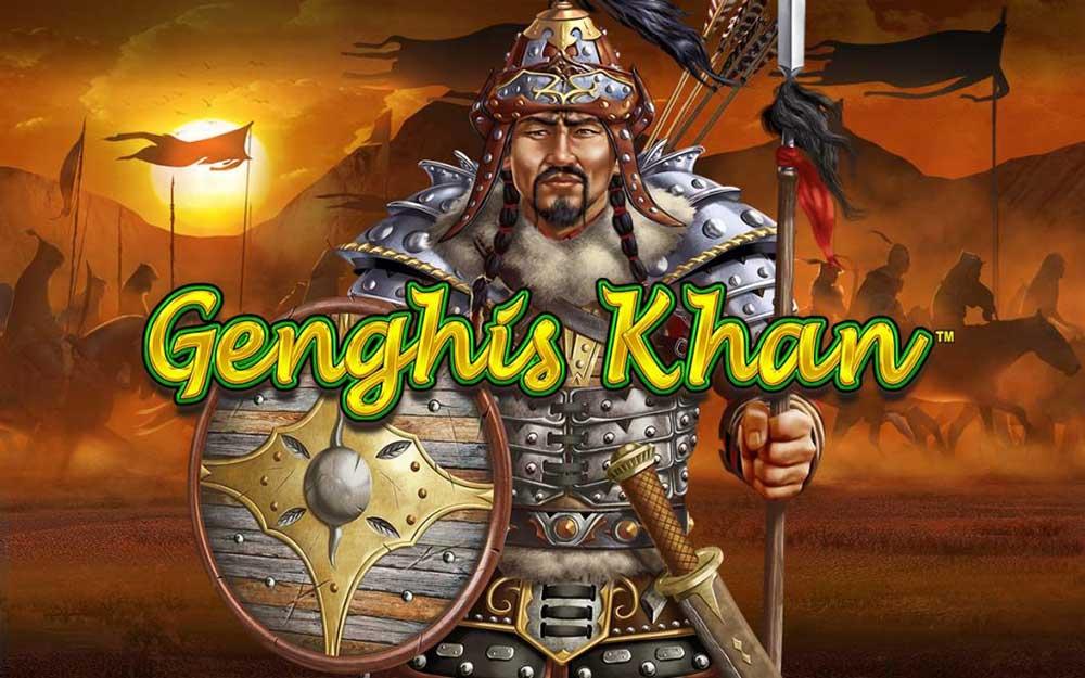 Genghis Khan Dragon Link gokkast