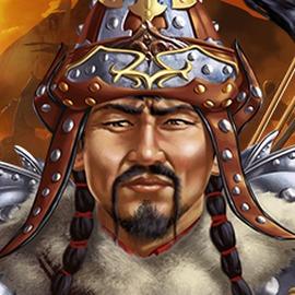 Genghis Khan gokkast