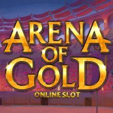 Arena of Gold gokkast Microgaming