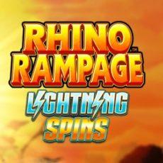 Rhino Rampage Lightning Spins Blueprint Gaming