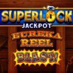 Eureka Reel Blast Superlock Jackpot